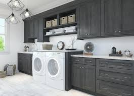 Laundry Room Cabinets For Sale Laundry Furniture Grey Shaker Assembled Laundry Room