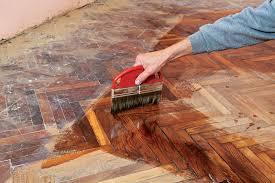 maintaining fixing wood floors