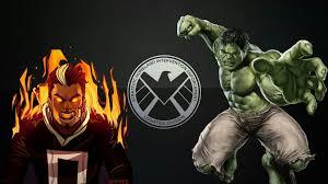 1 u0027agents u0027 ghost rider calls hulk