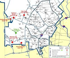 isd map to accommodate growth northside isd pushing for 648 million bond