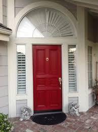 Navy Blue Front Door My New Blue Front Door Beautiful Nice And Red Front Doors