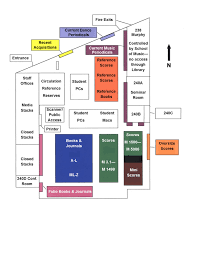 library of congress floor plan floormap and call numbers libraries