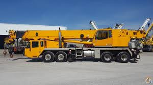 2007 link belt htc8675 crane for in solon ohio on cranenetwork com