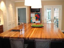 Kitchen Island Chopping Block Plans For A Butcher Block Kitchen Island U2014 Derektime Design