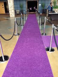Purple Carpets Images About Purple Aisle Carpet Runner Rental Atlanta On