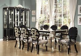 7 pc dining room set leg table 7 dining set by homey design hd 195