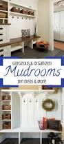 Mudroom Design Diy Farmhouse Rustic Mudroom Decor Ideas We Love Mudroom Cubbies