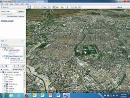 Spain Google Maps by Creating Virtual Tours In Google Earth Youtube
