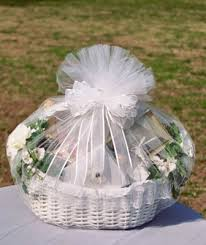 wedding gift basket wedding gift wrapping idea ideas for gift giving
