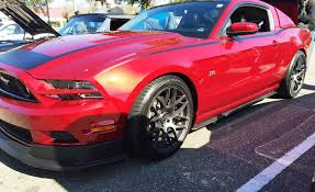 mustang rtr 2014 2014 rtr mustang startup and exhaust
