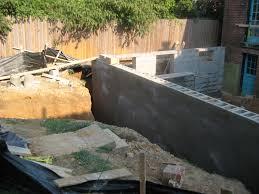 Parge Basement Walls by Better Butterworth Day 18 Parge Parge Parge