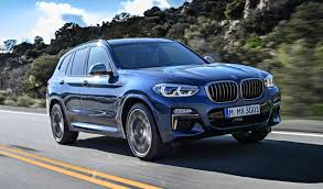 2018 bmw x3 unveiled preview