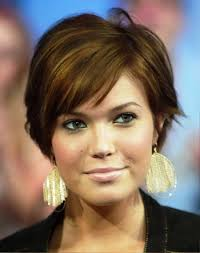 short hairstyles short easy hairstyles for thick hair haircuts