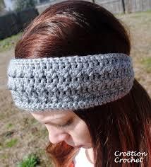headband ear warmer sleek and ear warmer headband cre8tion crochet