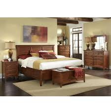 Queen Beds With Storage Transitional Queen Bed With 6 Storage Drawers By Aamerica Wolf