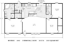 Floor Plans For Mobile Homes Double Wide Aa Manufactured Homes