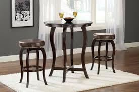 counter height bistro table hillsdale furniture wilmington 5 piece bar height bistro set with