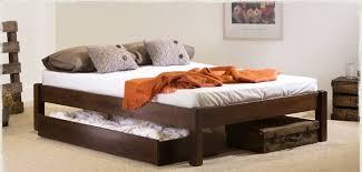 bedroom designs modern simple wood bed frame designs rustic wood