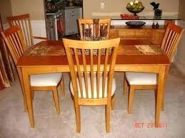 solid maple dining table solid maple dining chairs select your wood style solid wood dining