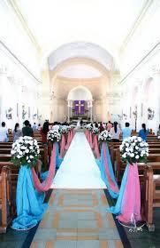 Wedding Church Decorations Cgh Wedding Church 04 Crowne Garden Hotel