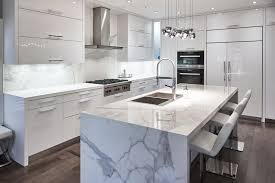 blue kitchen cabinets toronto kitchen design in shaker style is for
