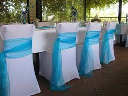 blue chair sashes 66 best chair bows and sashes images on wedding chairs
