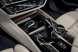 bmw 5 series dashboard new 2017 bmw 5 series revealed lighter quicker more advanced by