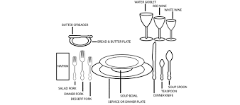 water glasses on table setting the art of the holiday table setting sierra trading post blog