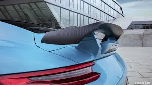 porsche spoiler 2017 techart porsche 911 turbo s coupe spoiler hd wallpaper 12