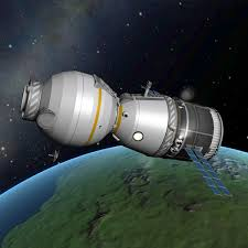 Sojuzs51 by Overview Realistic Soyuz V4 Shareables Projects Kerbal
