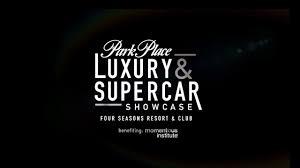 lexus park place dallas park place dealerships luxury and supercar showcase youtube