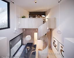 Punch Home Design 3000 Architectural Series Swedish Architects Design Human Bird Boxes Daily Mail Online