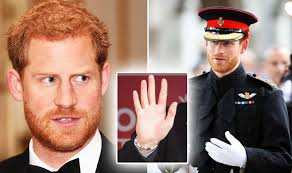 prince harry prince harry royal has this shocking fate says palm reading expert
