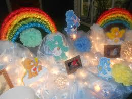 care baby shower care bears baby shower care bears rainbow brite