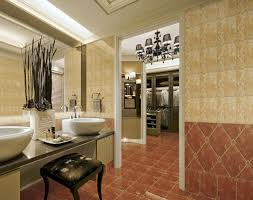 bathroom with dressing room is the most efficient bathroom