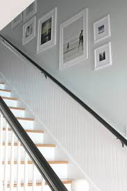 photo placement on stairway shore house pinterest stairways