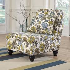 put armless accent chairs give a look home design by john