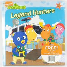 upc 027506914129 backyardigans legend hunters volume 3