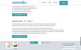 Service Desk Courses Sd0 101 Sdi Real Exam Questions 100 Free Exam Labs