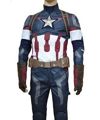 ultron costume age of ultron captain america costume steve