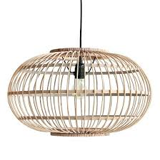 bamboo pendant lighting sale modern light in shade 1