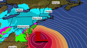 Weather Map New York by Winter Storm Stella To Bring Season U0027s Biggest Snowfall The