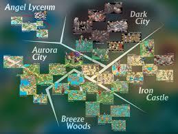 Aurora Map Pet Expert Angels Online Wiki