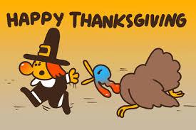 thanksgiving turkey happy thanksgiving pilgrim savage gif