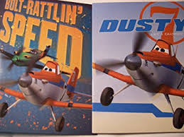 amazon disney planes 2 folder bolt rattlin u0027 speed