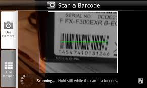 scanner app for android shopsavvy barcode scanner of android