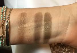 fall 2017 save the forest palette swatches