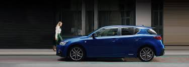 lexus dark blue the all new and improved lexus ct 200h lexus europe