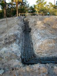dream home building a foundation in florida
