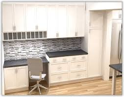 kitchen cabinet desk ideas ikea kitchen cabinet desk home design ideas